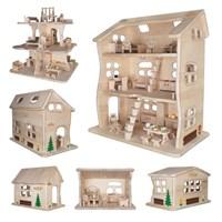 Кукольные домики для девочек