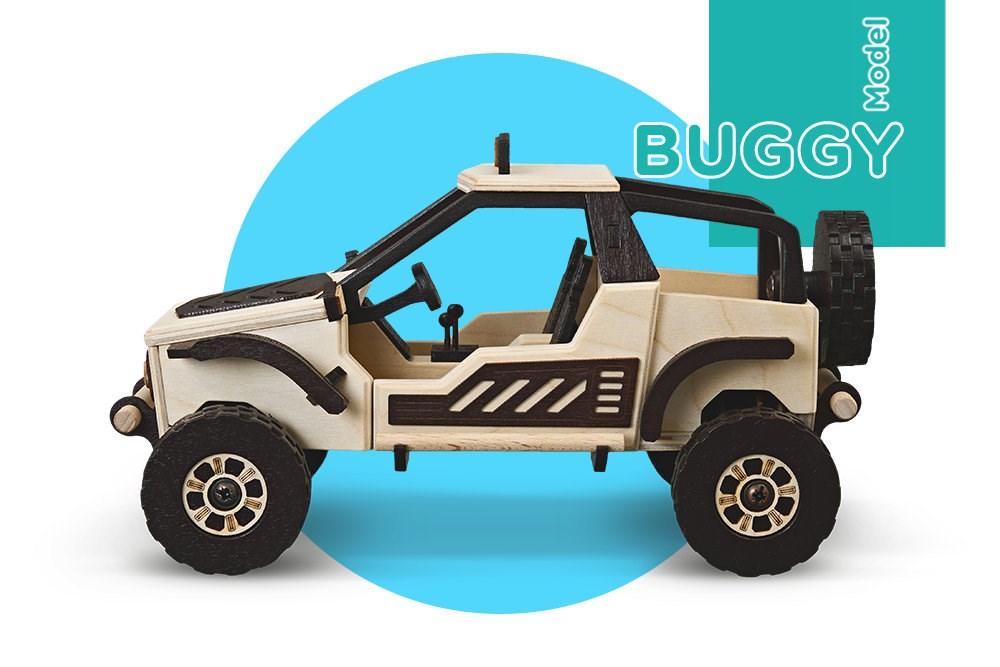 Сборная модель T.A.R.G. BUGGY, Багги