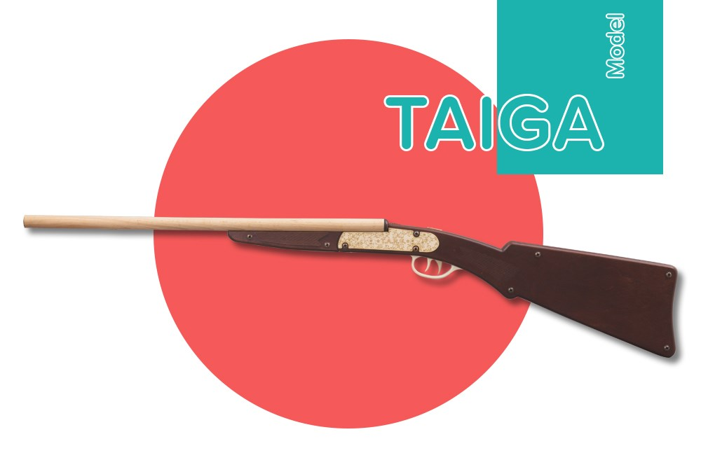Сборная модель T.A.R.G. TAIGA