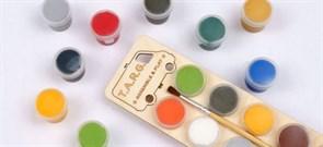 Набор акриловых красок 12 x 4 мл